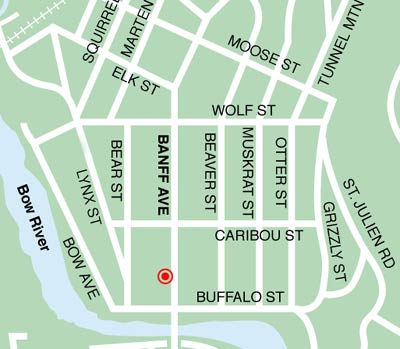 Ski Hub Map